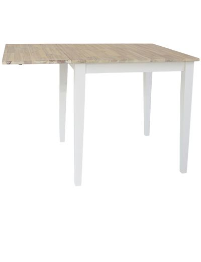 square extending table (75/110)