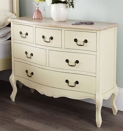 6 drawer wide chest (100x81)